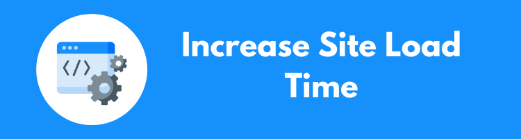 Impoertance of SEO - Site Load Time